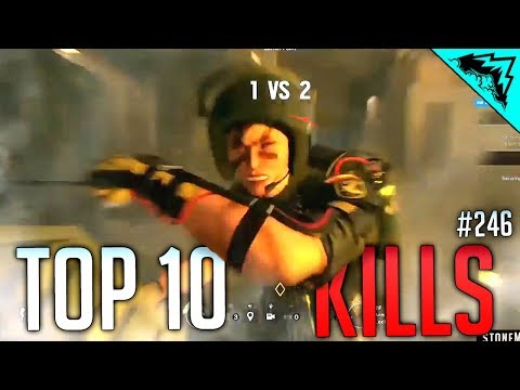 HACKER AND FAKERS - Top 10 Siege Kills (WBCW # 246)