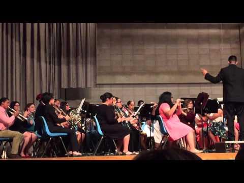 Raymondville High School Mighty Bearkat Band-Highlights from Jersey Boys