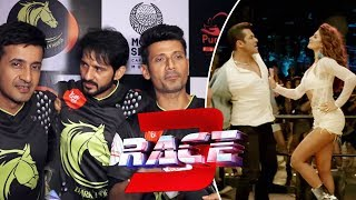 Meet Bros Reaction On Salman-Jacqueline HEERIYE SONG From RACE 3