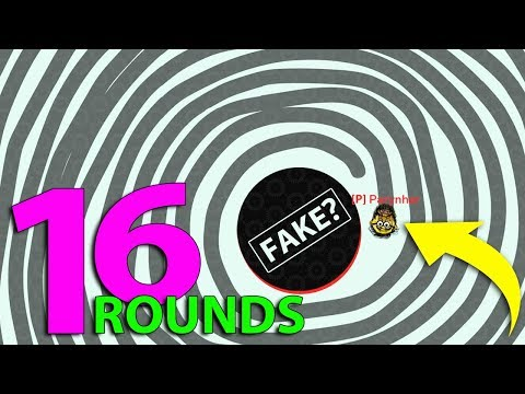 Paper.io 3 © 16 Rounds Longest Line Tactic Play | Is This Fake Record?