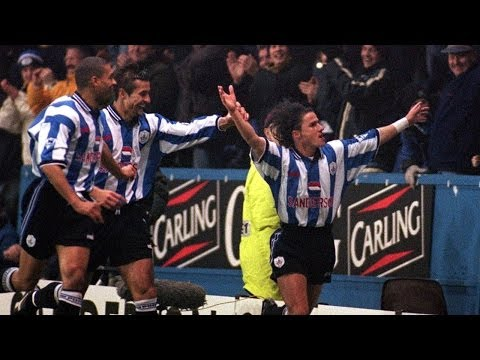 FROM THE VAULT | Benito Carbone Sheffield Wednesday goals