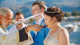 Венчание на Крите. Свадьба в Греции.