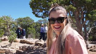 Road trip to Grand Canyon | VLOG #6