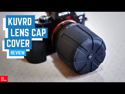 KUVRD Universal Lens Cover Review: Ditch the Generic!