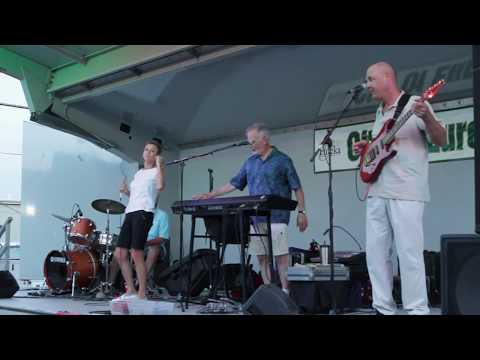 """08 - The Fanfare Band - """"Cake By The Ocean"""" - Eureka, MO - Music On Main - 20170616"""