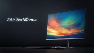 ASUS Zen AiO ZN242 Hepsi Bir Arada Bilgisayar