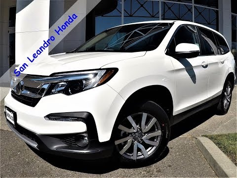 Honda Pilot EX-L AWD Sale Price Lease Bay Area Oakland Alameda Hayward Fremont San Leandro CA