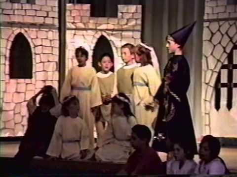 The Frog Prince - Production A - 1993 - Peter Noyes Elementary School