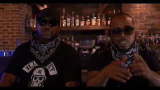 38 SPESH  - The Meeting (produced by Dj premier) (Feat. Kool G Rap) [Official Music Video 2014]