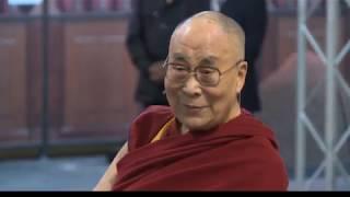 Далай-лама. Дискуссия о робототехнике и здоровье