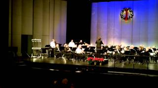 A Christmas Portrait- Arr. by Jerry Nowak (played by Rockford Community Concert Band)