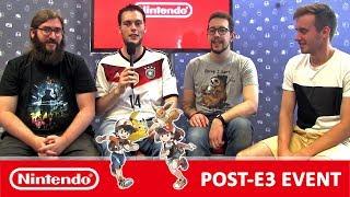 LIVE @ Nintendo Post-E3 Event | 20.06.2018