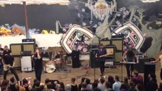 Emery - Listening to Freddie Mercury live Rocktoberfest