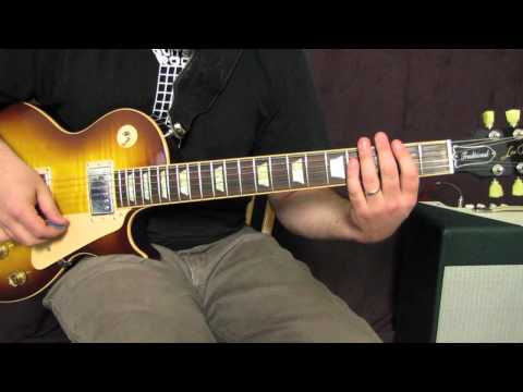 Led Zeppelin - Immigrant Song - Guitar Lesson - how to play on guitar - tutorial