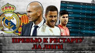 Реал Мадрид возвращается Азар Асенсио и погоня за Барселоной Превью рестарта Ла Лиги
