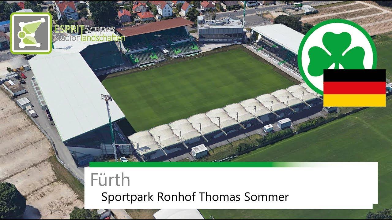 Fürth Sportpark Ronhof Thomas Sommer 2017