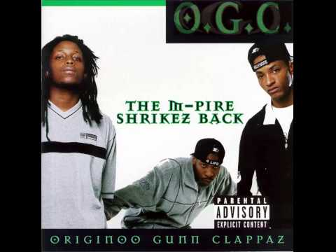 Originoo Gunn Clappaz - The M-Pire Shrikez Back 1999 (Full Album)