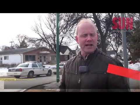 Police shooting in north Winnipeg