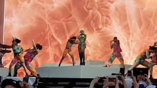 Rita Ora - Black Widow Orange Warsaw Festival 2019 31.05.19
