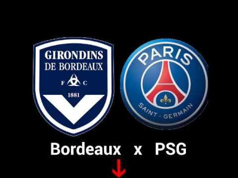 Bordeaux X Psg Semifinal Da Copa Da Franca
