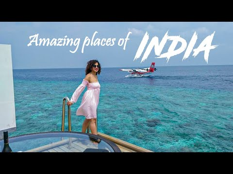 Travel Places of India I भारत के सबसे अच्छे स्थल I Unusual Places in Incredible INDIA