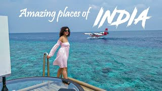 Top Places To Visit In INDIA