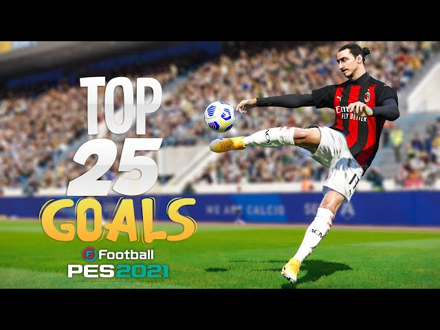 eFootball PES 2021 (видео)