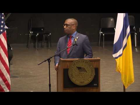 South Bend State of the City 2017