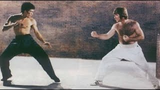 Bruce Lee's Stance Used In MMA