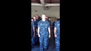 navy cadence