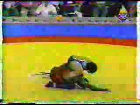 John Smith vs Lazaro Reinoso 1992 Olympics