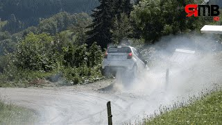 Highlight Rallye du Mont-Blanc 2016 [HD] - Crash & Show