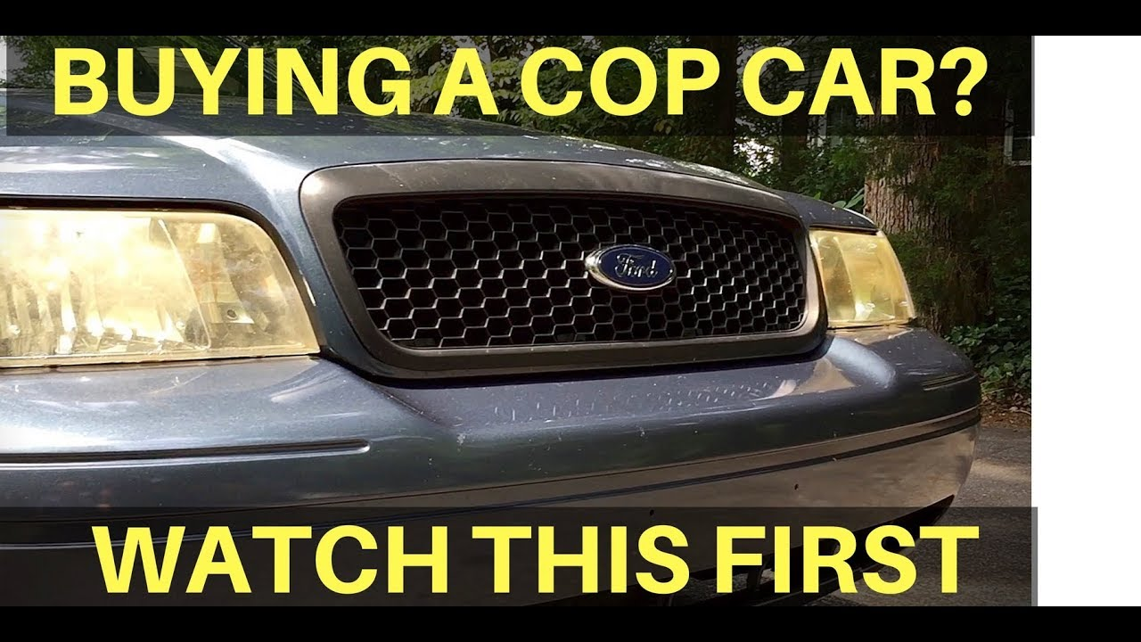 medium resolution of how to buy a crown victoria police interceptor p71 cop car at an auction