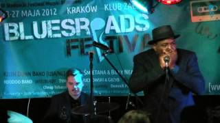 Keith Dunn Band - Snatch It Back And Hold It - Festival Bluesroads 2012