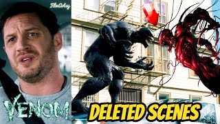 Venom - All Deleted and Extended Scenes - Tom Hardy 2018