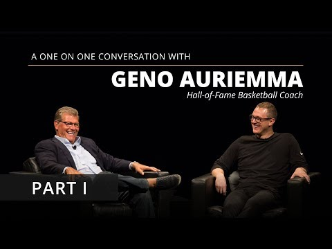 Geno Auriemma: Part 1