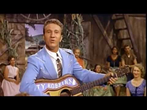 Marty Robbins - Wide Screen - Singing The Blues