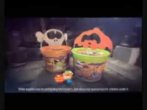 2010 halloween mcdonalds commercial youtube - Walmart Halloween Commercial