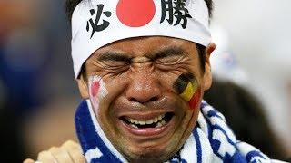 Японец о ПРОИГРЫШЕ ЯПОНИИ и ПОБЕДЕ РОССИИ на Чемпионате Мира по Футболу 2018