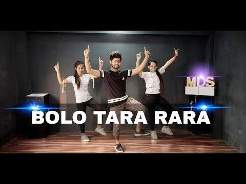 Bolo Tara Ra Ra Dance Choreography By Manish Dutta