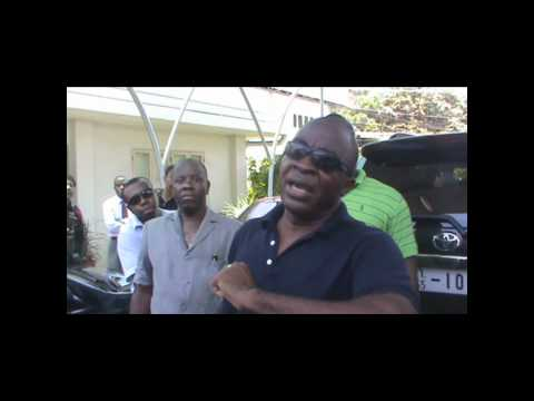 EXPOSED 419 Nigerian Crime Lord in Thailand's Nigeria Embassy streaming vf