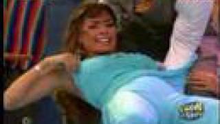 Repeat youtube video GALILEA MONTIJO - quién no quisiera así bailar con ella