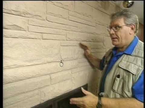 Askshell Tip Of The Day How To Paint A Stone Fireplace