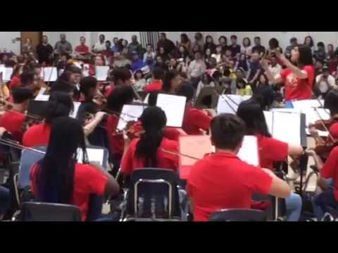 Duluth Middle School  6th grade  2019 Orchestra