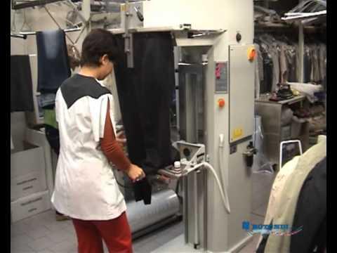 Maquinaria para lavanderia youtube - Lavado y planchado ...