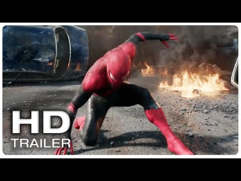 SPIDER MAN FAR FROM HOME Thanos's Snap & New Avengers Trailer (NEW 2019) Superhero Movie HD
