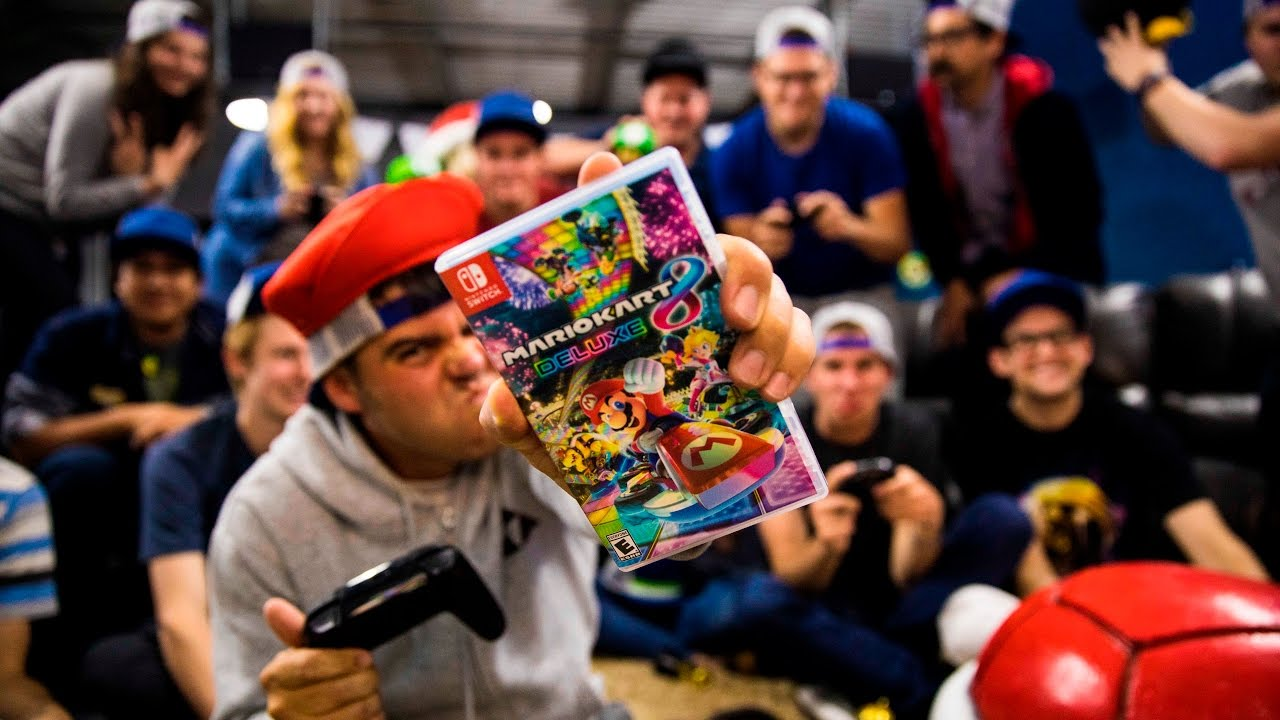 top kart norge The World's Best Mario Kart 8 Deluxe Player Championship! Fan  top kart norge