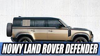 Nowy Land Rover Defender 2020 - wszystko co musisz o nim wiedzieć