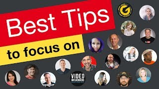Best Tips For Youtube Channel – Focus on these!