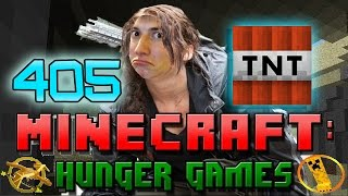 Minecraft: Hunger Games w/Mitch! Game 405 - Super Baby!